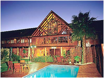 Knysna Lodge Inn Hotel